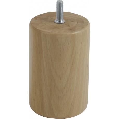 Pieds de lit 10cm Cylindre