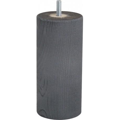Pieds de lit 15cm Cylindre