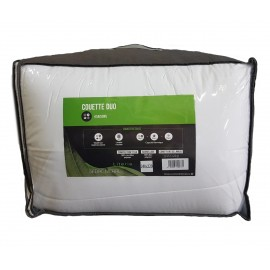 Couette Duo 250g/m² + 125g/m²