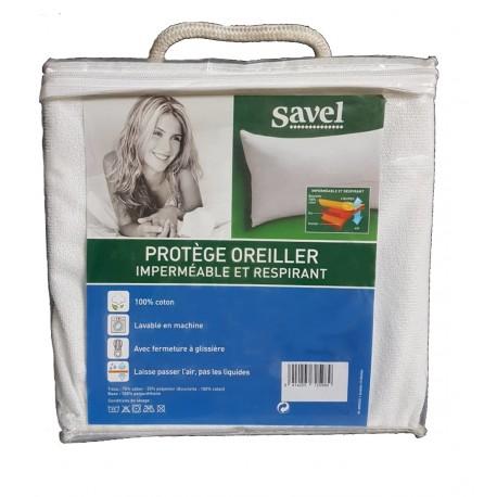 Protège oreiller et traversin